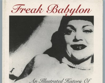 An Illustrated History of Teratology and Freakshows Freak Babylon