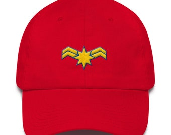 bc2e4d3055a42 Marvel Corps Dad Hat