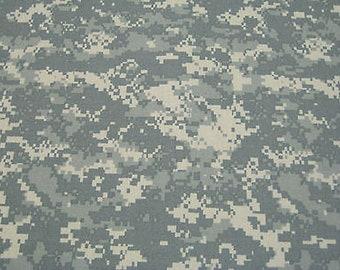 Zipper Pouch ACU AT digital pattern Z-0041