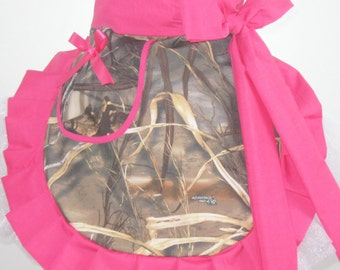Mossy Oak Realtree Duck Hunting Camo Apron with RealTree Max 4 HD