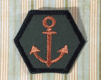 STEAMPUNK Merit Badge - Anchor Steampunk Scouts