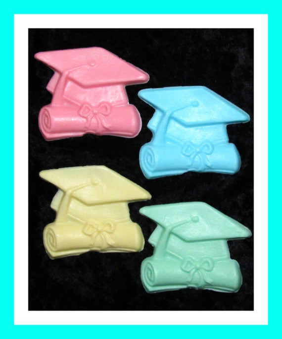 24 Graduation Party Soap Favors,Graduation Favors, Personalized Pin Graduation Party,Congratulation Favors,High School Favors,College Favors