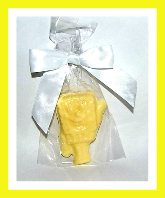 24  Kid Sponge Soap Favors,Birthday Party Favors,Personalized Button Pin,Girl Birthday Favors,Boy Birthday Favors
