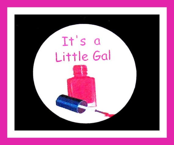 Baby Shower Gender Reveal Favors,Personalized Buttons,Favor Tags,Its a girl,Party Favors,Birthday Party Favors,Personalized Favors,Set of 10