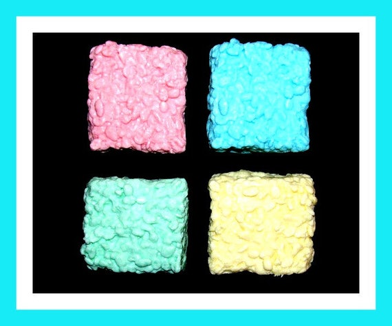 5 Large Rice Krispie Soap Favors,Birthday Party Favors,Baby Shower Favors,Girl Birthday Favors,Boy,School Favor