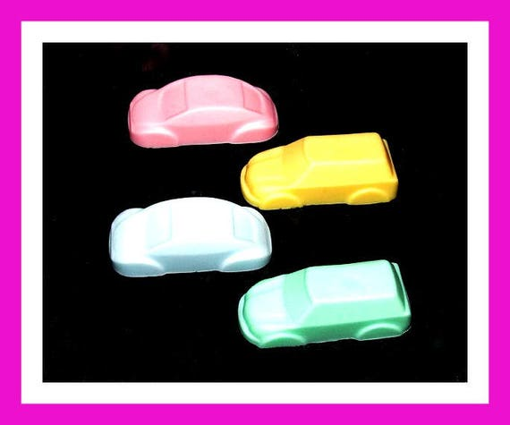 24 Mini Car Soap Favors,Birthday Party Favor,Baby Shower Favor Birthday Favors,Race Car Favors,School Favors