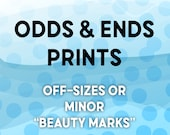 """Odds & Ends Prints 