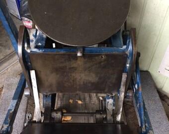 HOHNER 65 X10 American Printing Equipment CP PILOT Clone Germany
