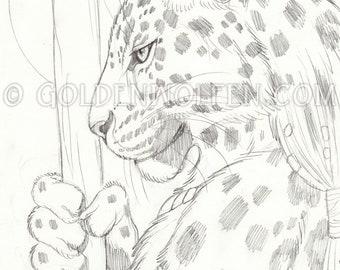 Goldenwolf Art by goldenwolfart on Etsy