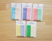 CHIGIRU Sticky memo set