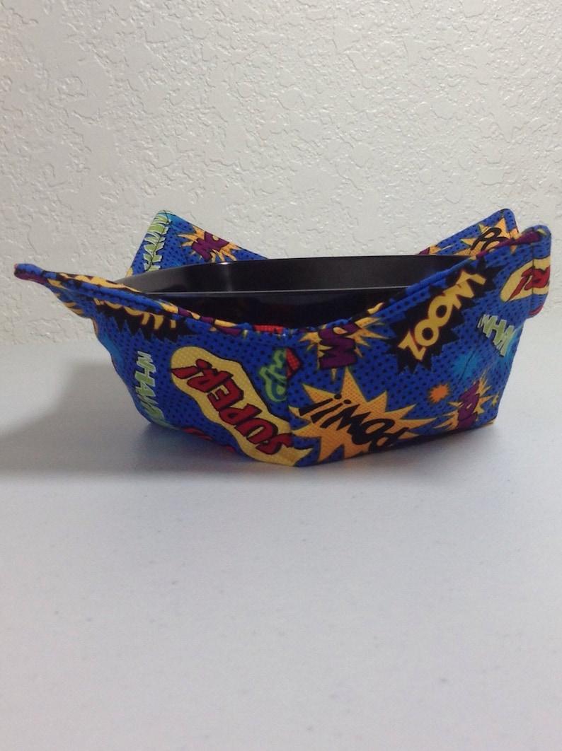 0200-25 zap Wham Pow Potholder BowlCozy zoom