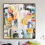 wall Art painting stones abstract painting,, oil painting ,, large abstract painting,  Acrylic painting  ,original painting
