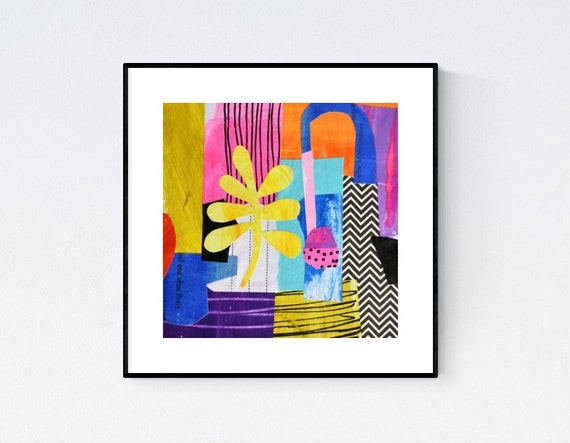 colorful abstract painting wunderful abstract art on canvas artist jolina nice original painting