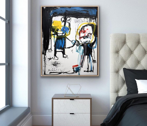 brut art   abstract  painting,nice abstract art   by   Jolina Anthony