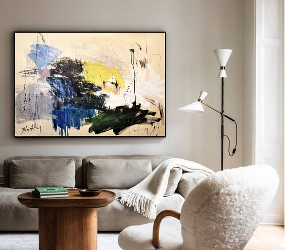 abstract Art collage    abstract painting,   by Jolina Anthony