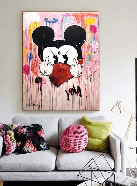 "abstract painting  ""you""   Gallery Artwork  original painting  by Jolina Anthony"
