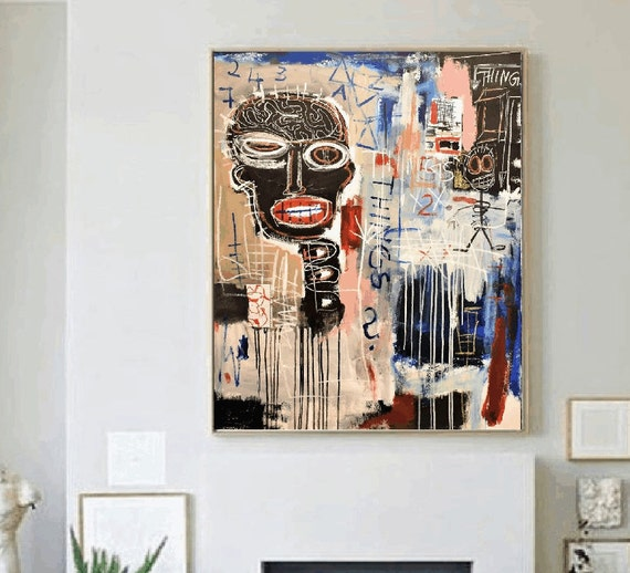 things    abstract painting by jolina anthony