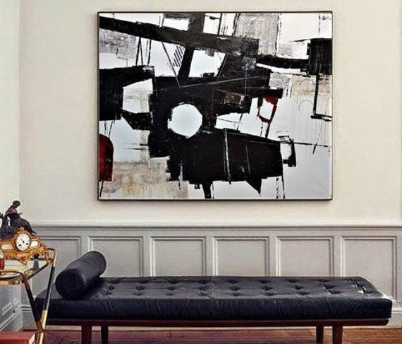 "60""x48""original   abstract  painting  very nice  painting by Jolina Anthony"