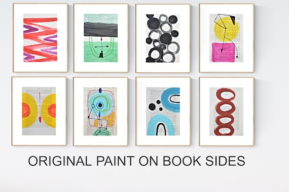 book sides   abstract painting by jolina anthony