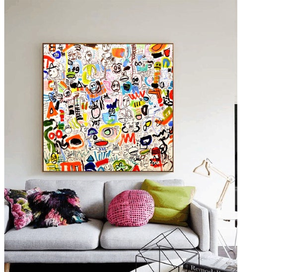 original   abstract painting by jolina anthony oil painting