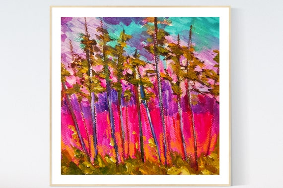 colorful abstract Painting nice  original painting   jolina anthony