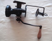 LANDERS FRARY And Clark Universal NO. 24 Wall Mount Manual Coffee Spices Mill Grinder.