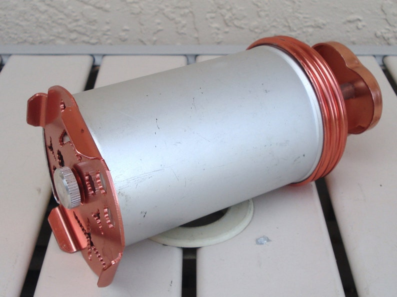 Vintage Aluminum Dial A Cookie Cookie Press with 1 Disk Tube Dough Pusher  Retainer Screw 4 Shape Disk Replacement ...