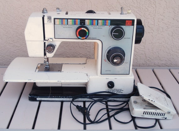 JCPENNEY Heavy Duty Sewing Machine Model 40 For Replacement Etsy Custom Jcpenney Sewing Machine