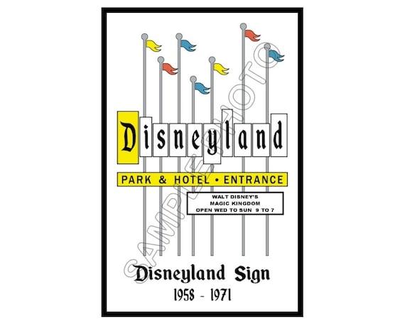 Buy Any 2 Get 1 Free Disneyland Hotel Poster Disney