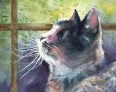 "Notecard ""Sunlover"" by Sandi McGuire"