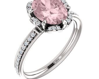 <> Morganite Rings (New)