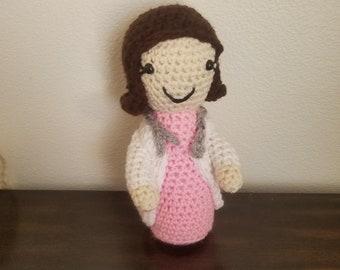 St Gianna Molla Doll, Little Saint doll