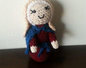 Saint Ann , Catholic Saint doll