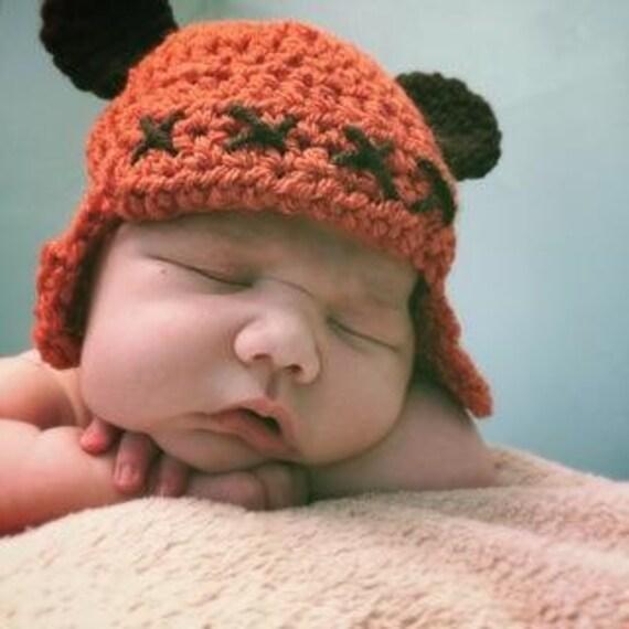 Ewok Hat: Ewok Inspired Hat Star Wars Hat.