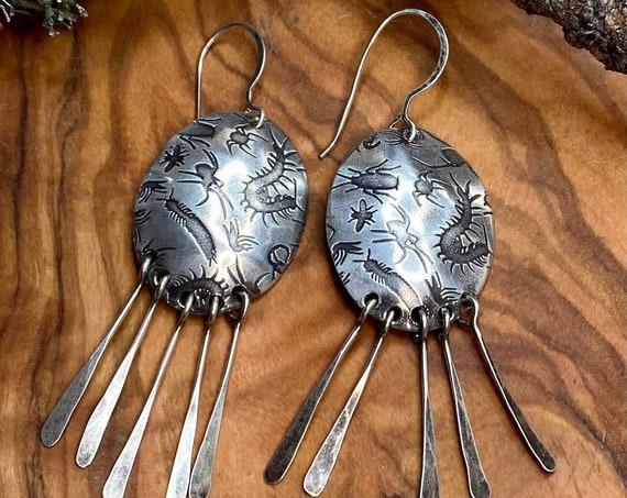 Halloween Bug Earrings