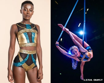 Luxury Stage Wear for Dance & Contemporary by LenaQuistDesign