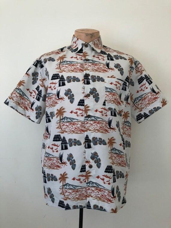 Vintage Island Life Hawaiian Shirt