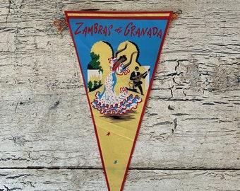 granada THIMBLE decorative collection souvenir spain alhambra