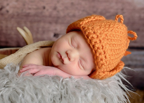 Fuddy Duddy Hunter Hat Knitting Pattern - All Sizes Newborn Through Adult Included