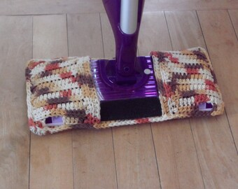 PATTERN Swiffer Wet Jet Extra Thick Cover Eco Friendly Reusable