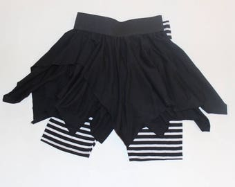 Girls Witchy Poo Skirt and Shorts Set Clearance Sale Size 8