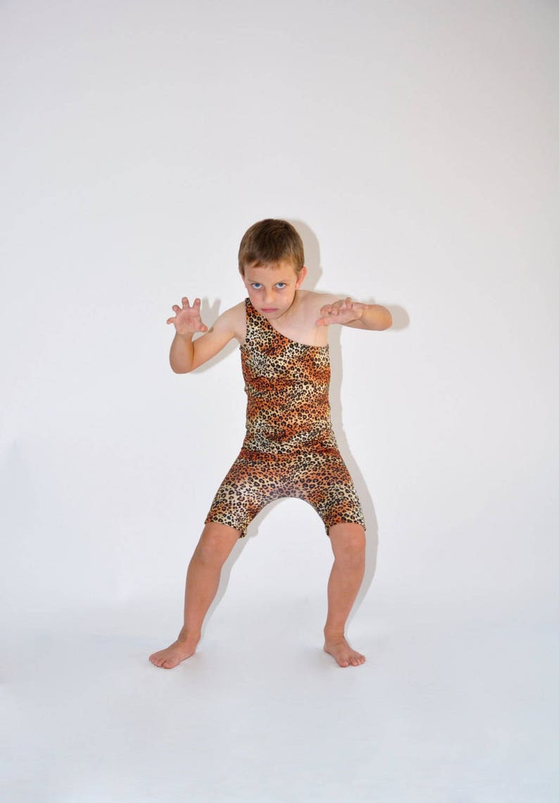 Tween Strongman Tarzan Costume Tween