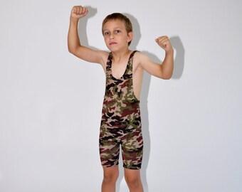 Strongman Costume for Tween Children