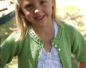 33aa441de Girls knit cardigan