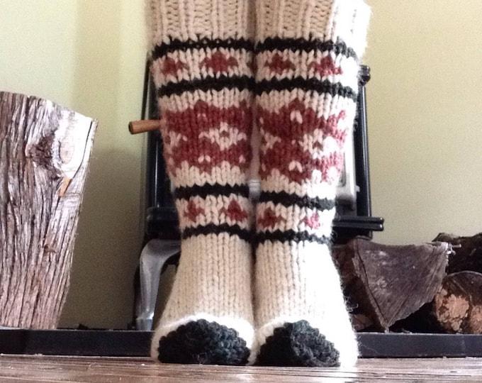 Nordic Wool Sock Ski Socks