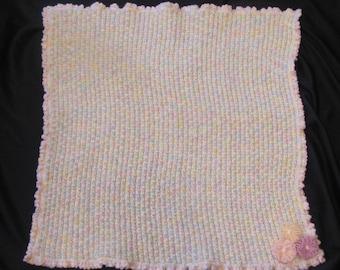 Booble Baby Blanket On MS Loom