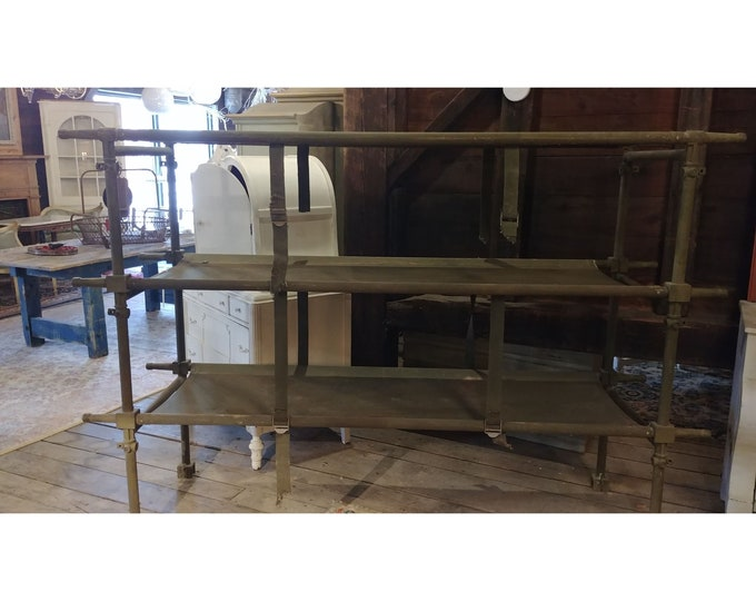 Three Tier Army Bed # 181324