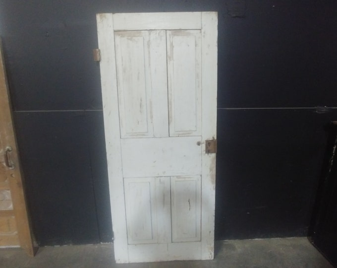 Mid 1800's Door Great Color # 183903