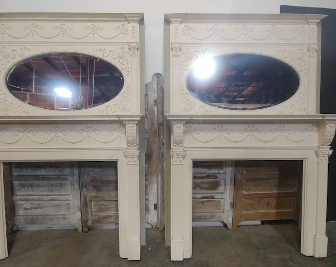 W.M.H Jackson & Co Matching Mantels # 185434