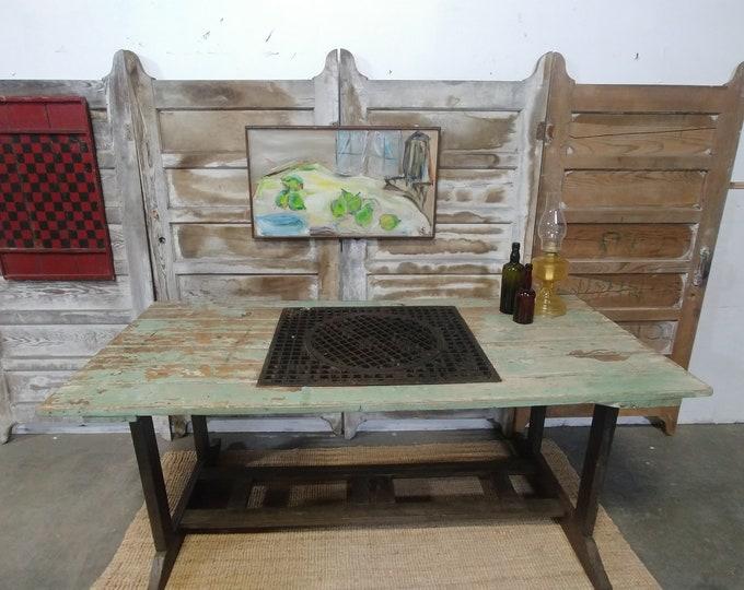Green Door Top Table # 17164
